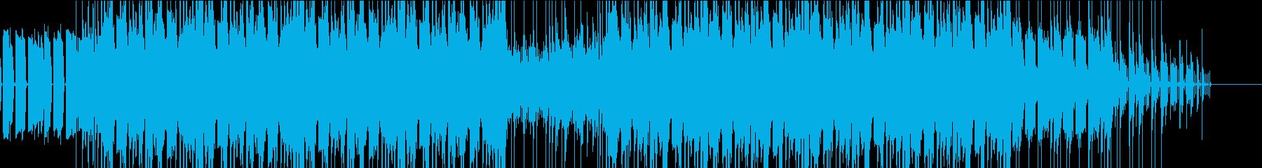 【高クオリティ】ベース始まり!バンド感!の再生済みの波形
