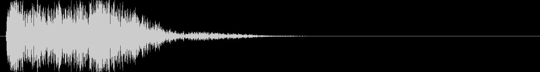 ゲーム、クイズ(不正解)_006の未再生の波形