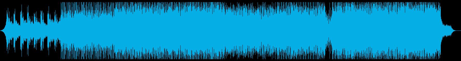 メディカルの再生済みの波形
