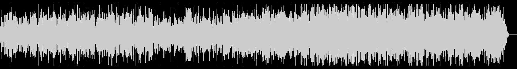エレクトロニックなアンビエントIDMの未再生の波形