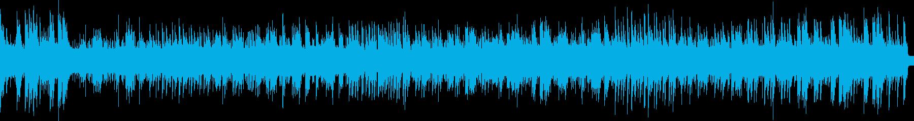 8bit 爽快スペースファンタジー 宇宙の再生済みの波形