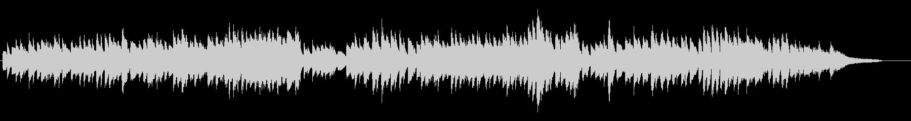 シューマン 軽やかで暖かなピアノ曲高音質の未再生の波形