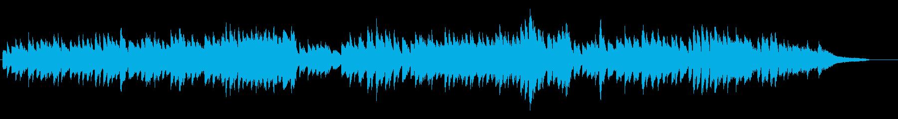 シューマン 軽やかで暖かなピアノ曲高音質の再生済みの波形