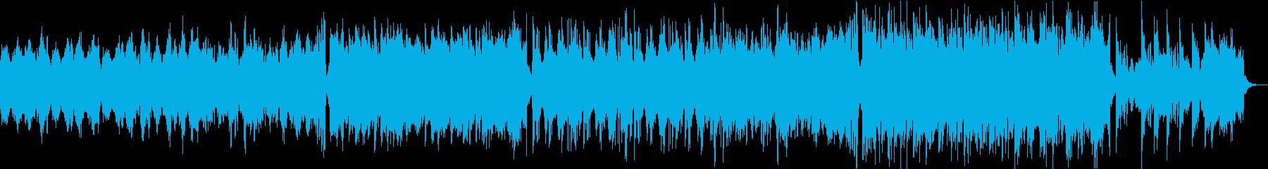 切ないメロディー・オーケストラバラードの再生済みの波形