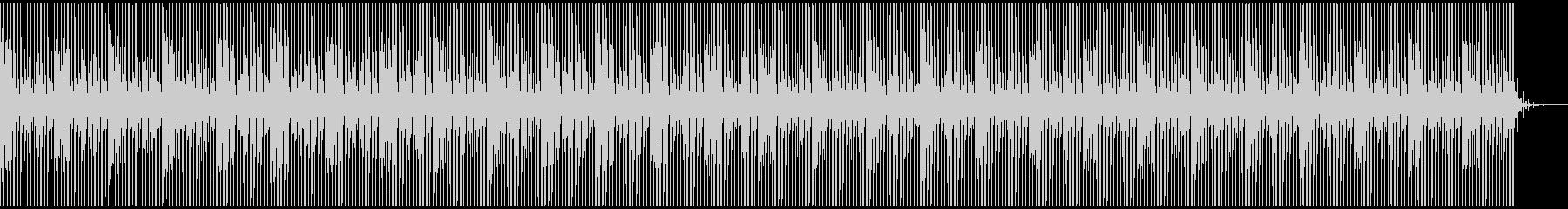 [ニュース報道]無機質:フラット:08の未再生の波形
