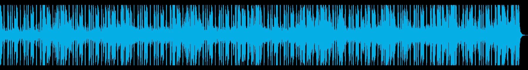 【短いVer10】スローファンクロックの再生済みの波形