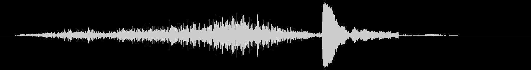 ビープ音が鳴る26の未再生の波形