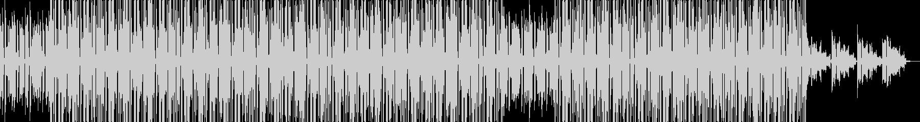 90's風R&B及びJ POP。メロウの未再生の波形