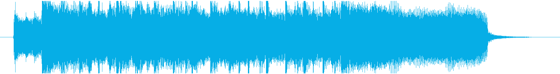 Fight To Live 15 sec's reproduced waveform