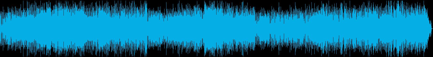 ビブラフォンが印象的なファンクロックの再生済みの波形