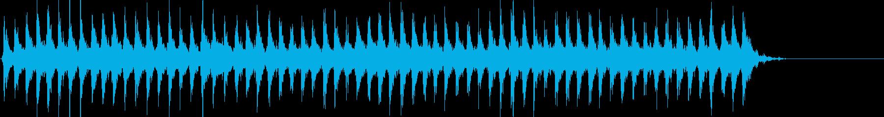 クリスマスのベル ジングルベルX'masの再生済みの波形