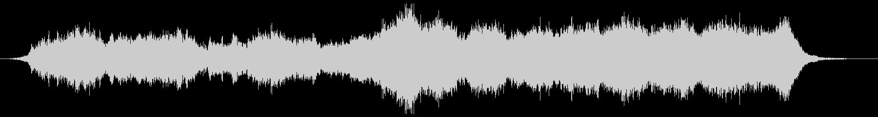 エピックなオーケストラ 分割06の未再生の波形