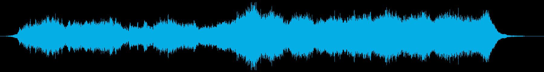 エピックなオーケストラ 分割06の再生済みの波形