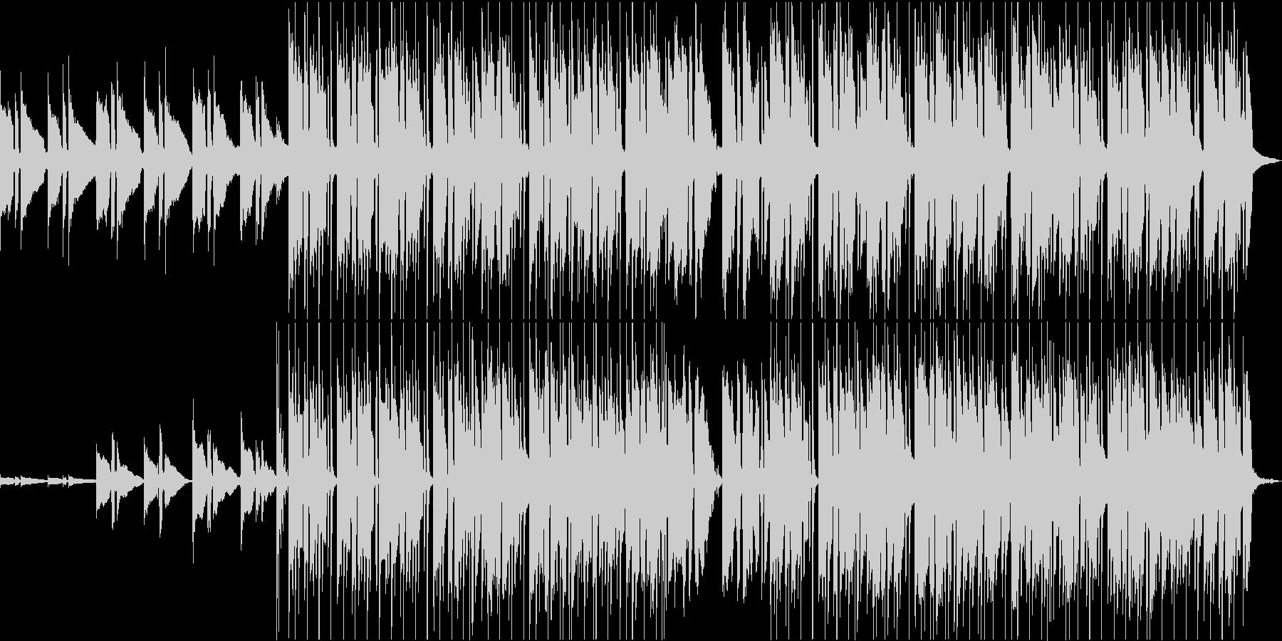 大人でチル・優しいLoFiなボサノバの未再生の波形