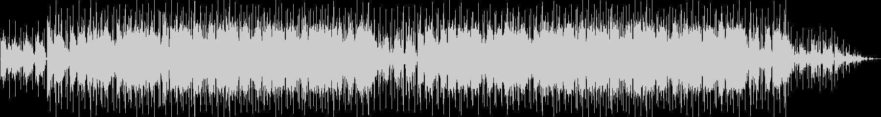 LoFi系切ないチルアウトの未再生の波形