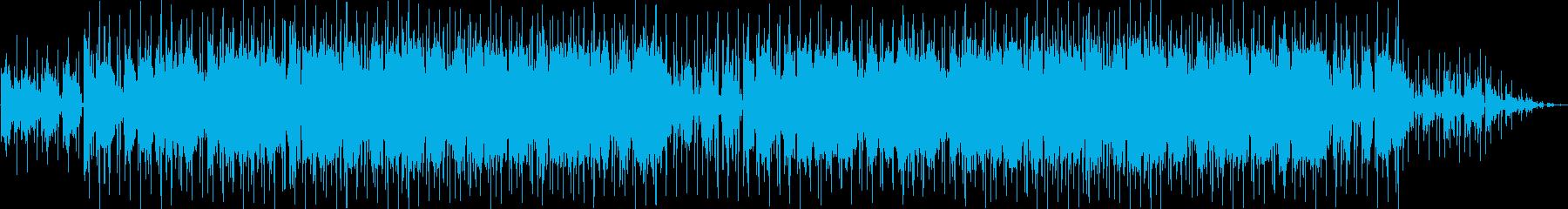 LoFi系切ないチルアウトの再生済みの波形