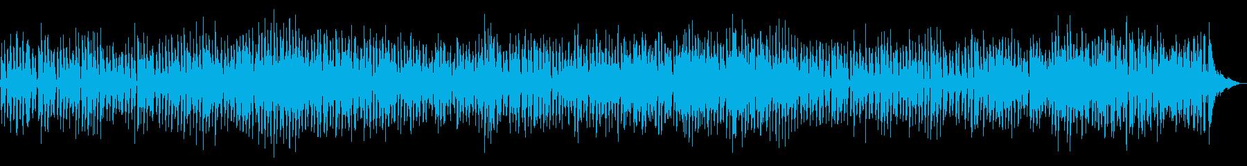 愛情あふれるデキシーランドジャズの再生済みの波形