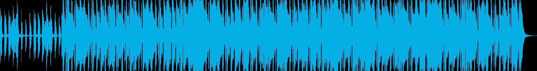 ポップ ロック ファンク コーポレ...の再生済みの波形