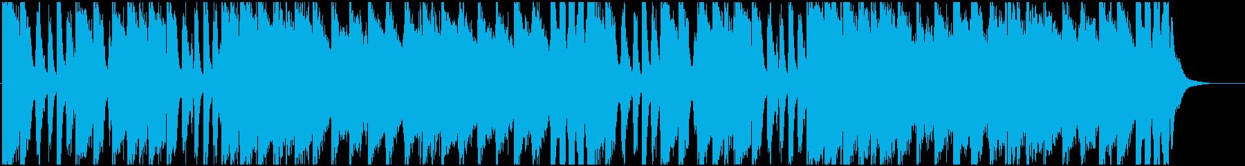 重厚なロック。入場・イントロダクション等の再生済みの波形