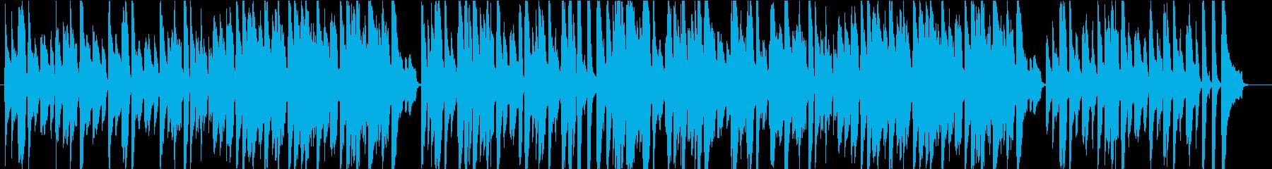 バサノバ ほのぼの 幸せ 可愛い ...の再生済みの波形