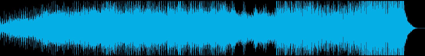 和太鼓ロックの再生済みの波形