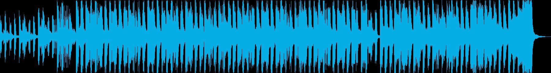 おしゃれチルヒップホップR&Bハウスbの再生済みの波形