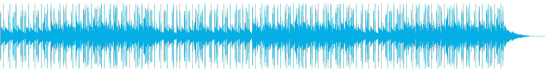 カフェ/メロウ/チル/おしゃれの再生済みの波形