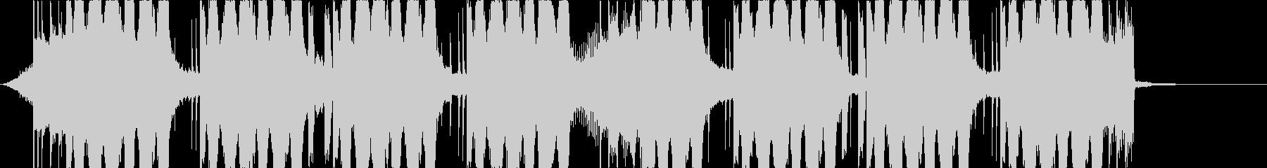 Future Bass 3の未再生の波形