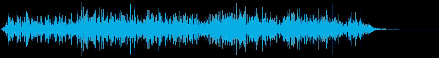 【ゲーム】 火 属性 07の再生済みの波形