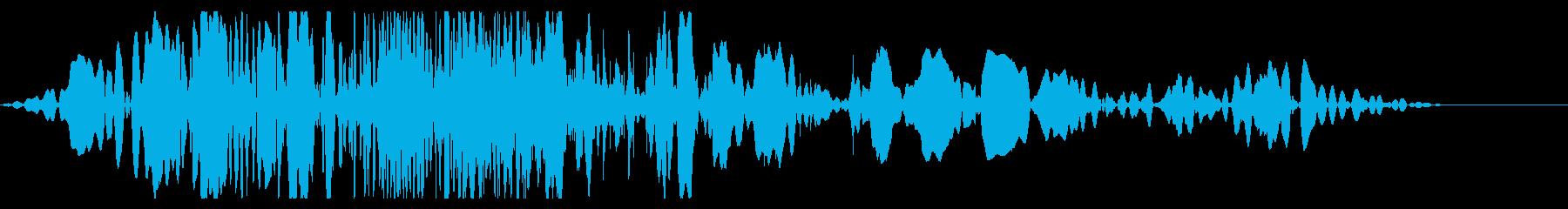 ロボティックボブキャット、ローグロ...の再生済みの波形