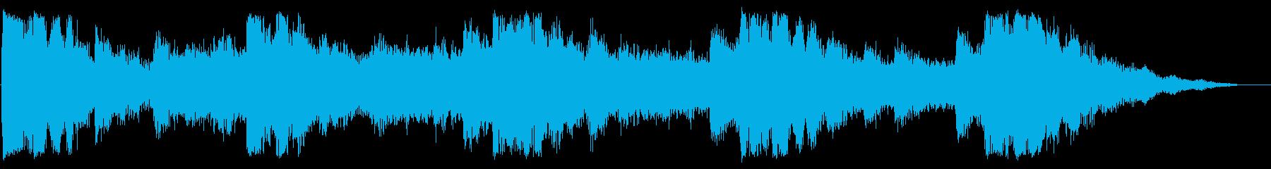 【ホラー】怖い/壮大/シリアスの再生済みの波形