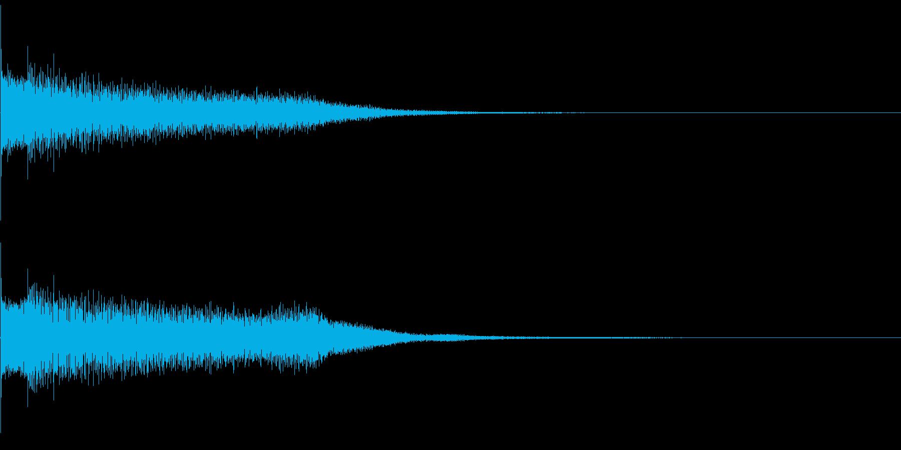 アイキャッチ 28の再生済みの波形