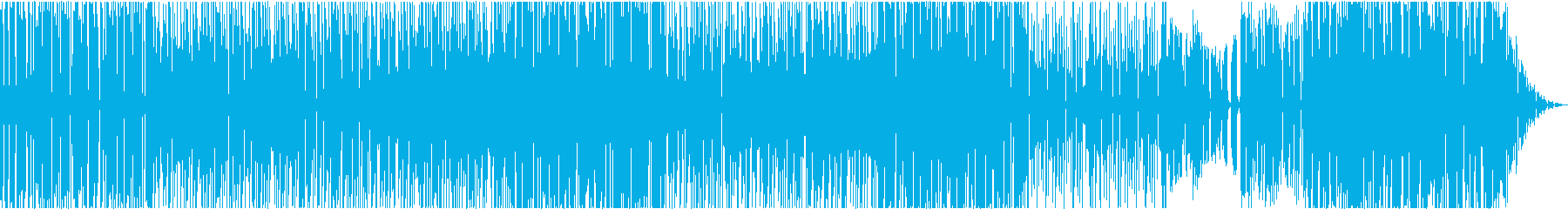 ゆるかわラップ、癒し系ネオソウルの再生済みの波形