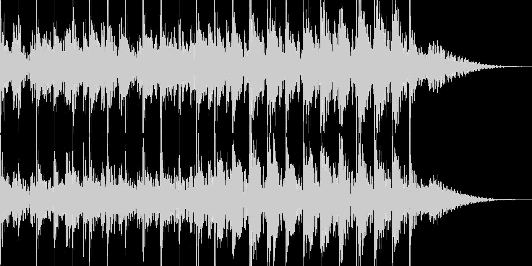 【10秒】上品な商品紹介/チュートリアルの未再生の波形