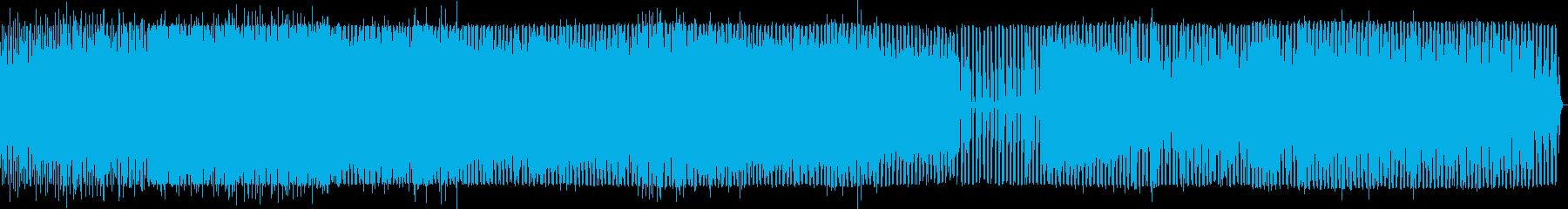 doronosの再生済みの波形