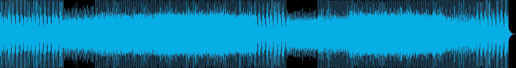 テクノ アクション 技術的な ad...の再生済みの波形