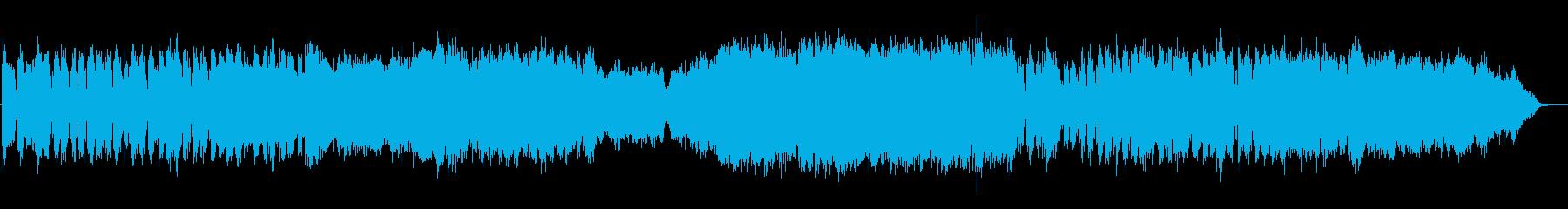 力強く華やかな、生演奏トランペットマーチの再生済みの波形