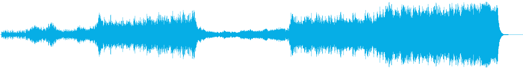 RPG 旅立ち オーケストラ オケ版の再生済みの波形
