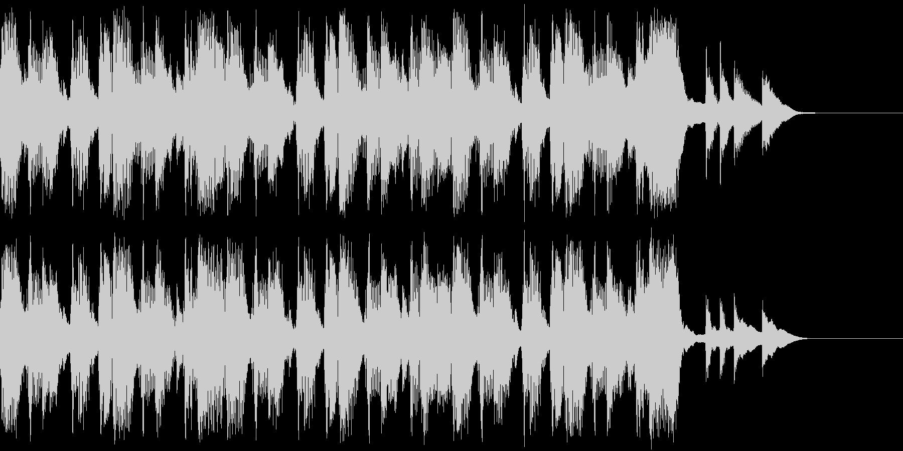 和風ダンス/SE/OPジングル/ロゴの未再生の波形