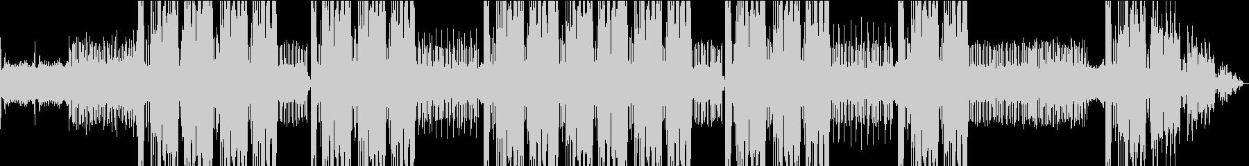 唸る808ベース重低音、NY Drillの未再生の波形