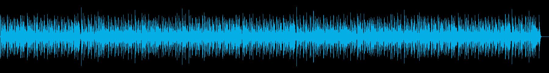 ほのぼの脱力系「ジングルベル」の再生済みの波形