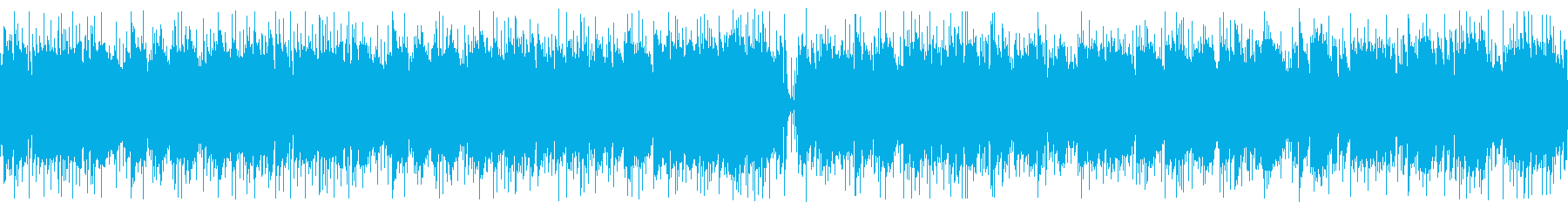 フィガロの結婚 アシッドジャズの再生済みの波形