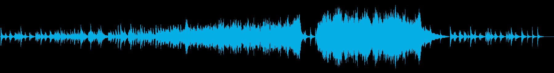感動的なオーケストラ/卒業式/泣ける曲の再生済みの波形