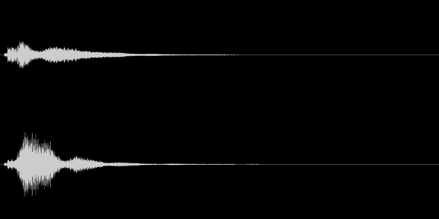 キラキラ系_066の未再生の波形