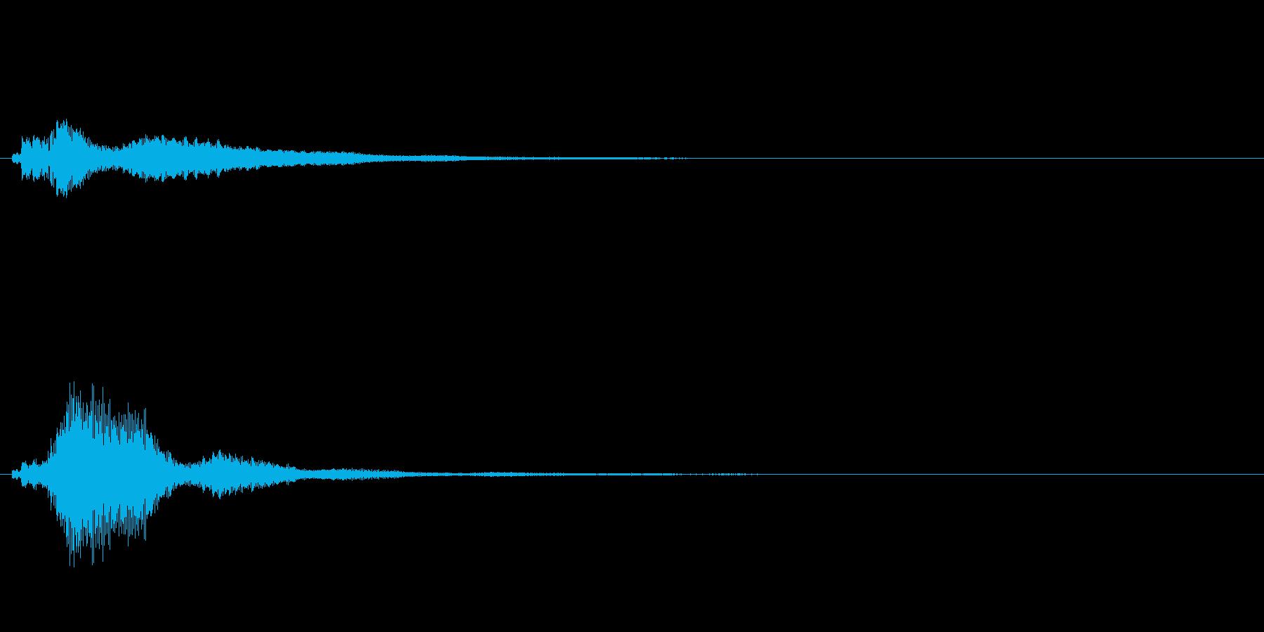 キラキラ系_066の再生済みの波形