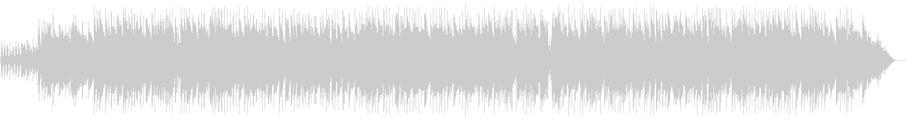 Slow country-style guitar songs's unreproduced waveform