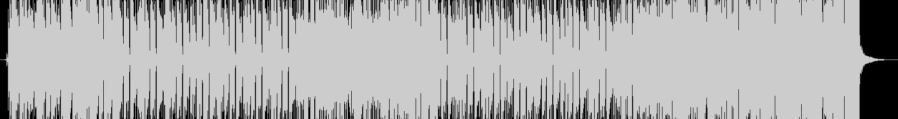 JIINO/SEXYなSAXのDISCOの未再生の波形