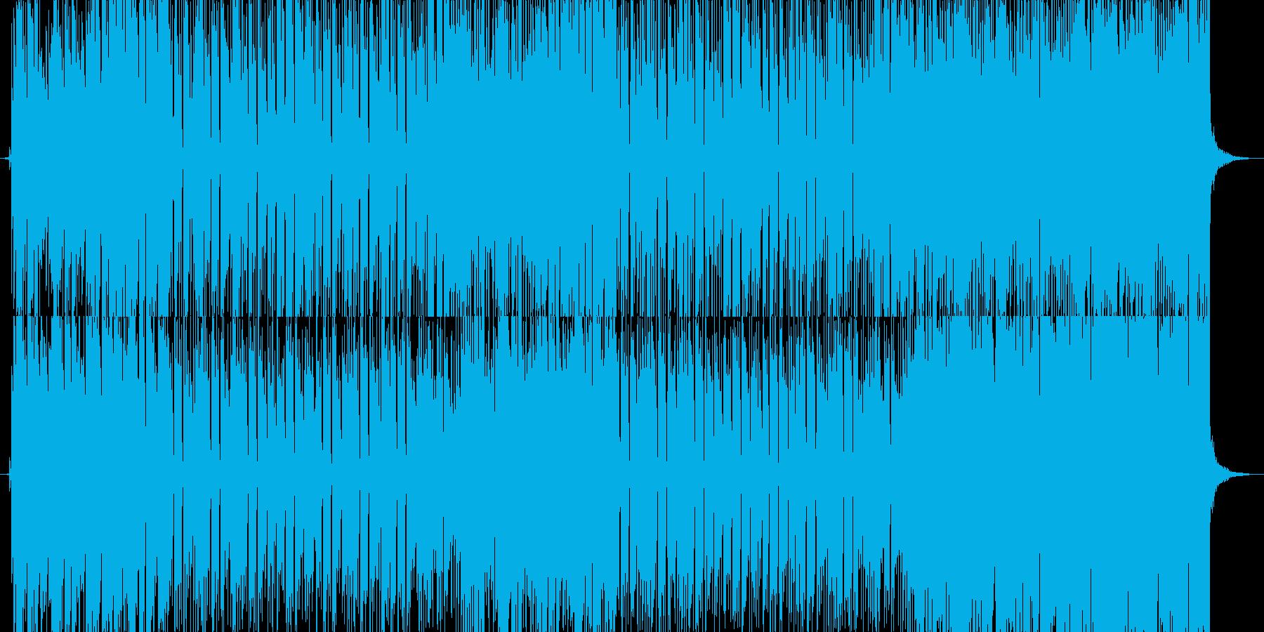 JIINO/SEXYなSAXのDISCOの再生済みの波形