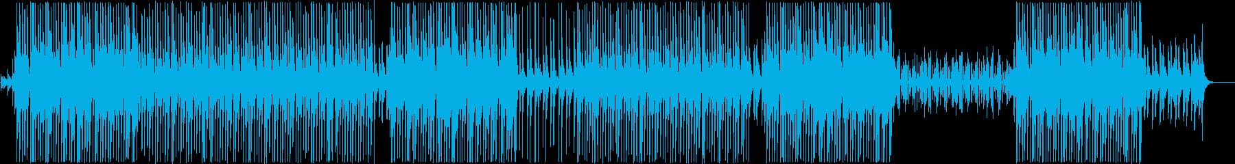 チルアウト、切ないR&B、洋楽♪の再生済みの波形