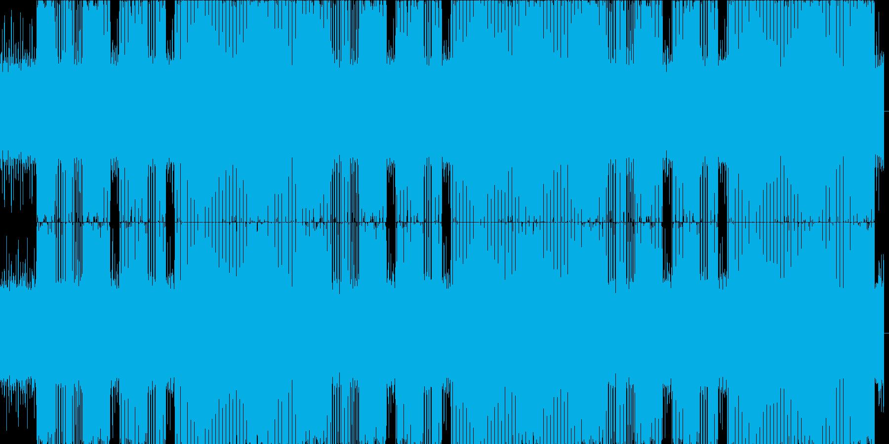 News8 ニュース・事件・映像BGMの再生済みの波形